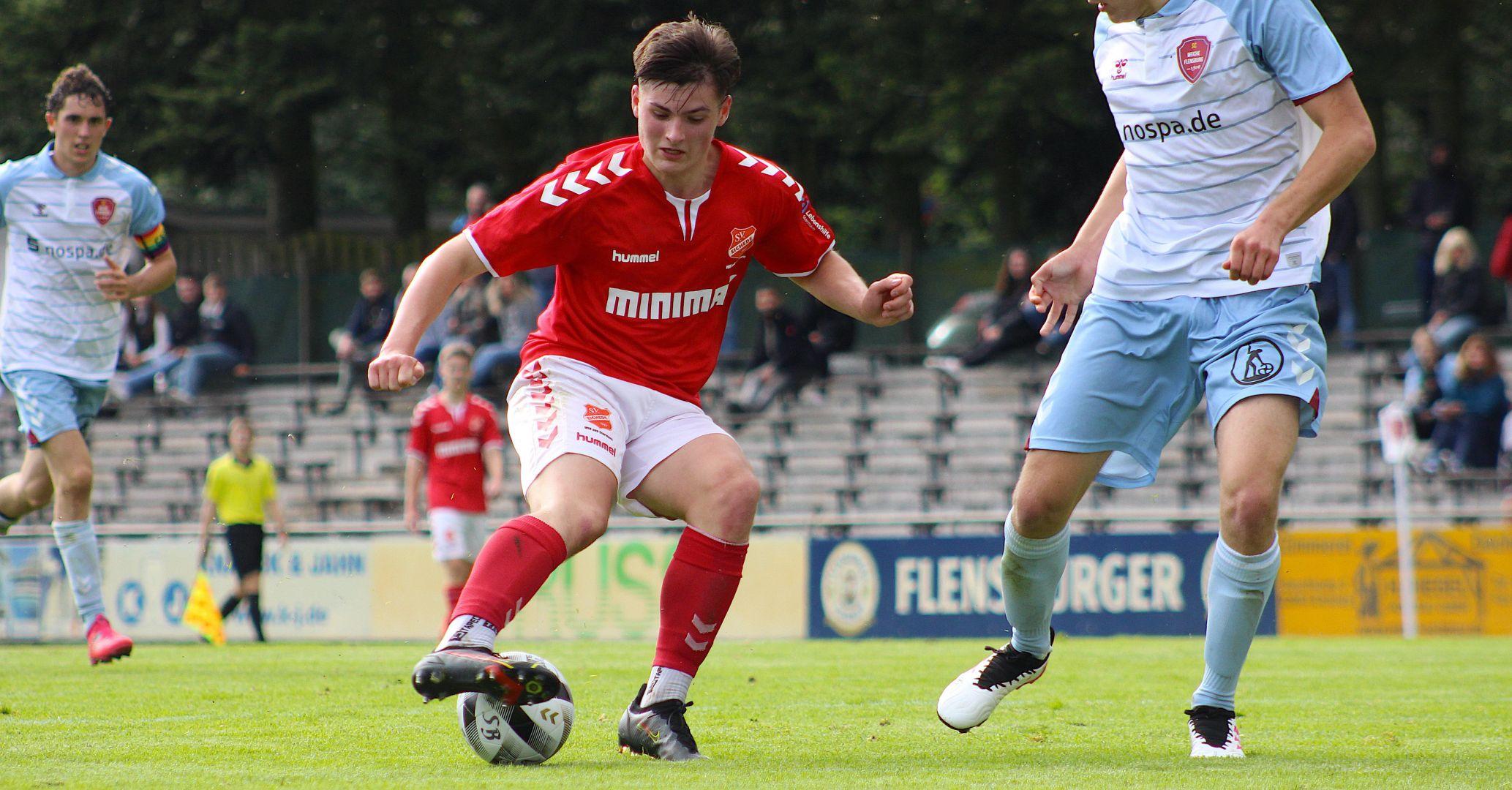 6:0 gegen Weiche Flensburg: U19 gewinnt auch das zweite Heimspiel der Saison