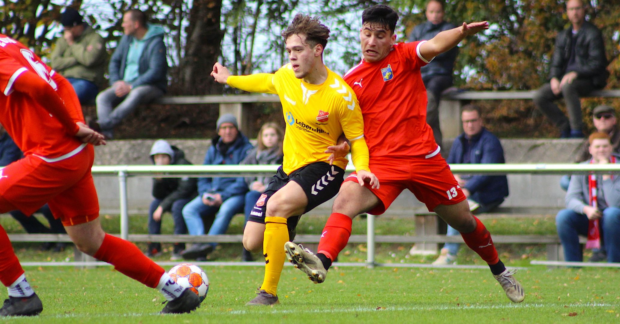3:1-Sieg in Eutin: SV Eichede qualifiziert sich für das SHFV-Hallenmasters