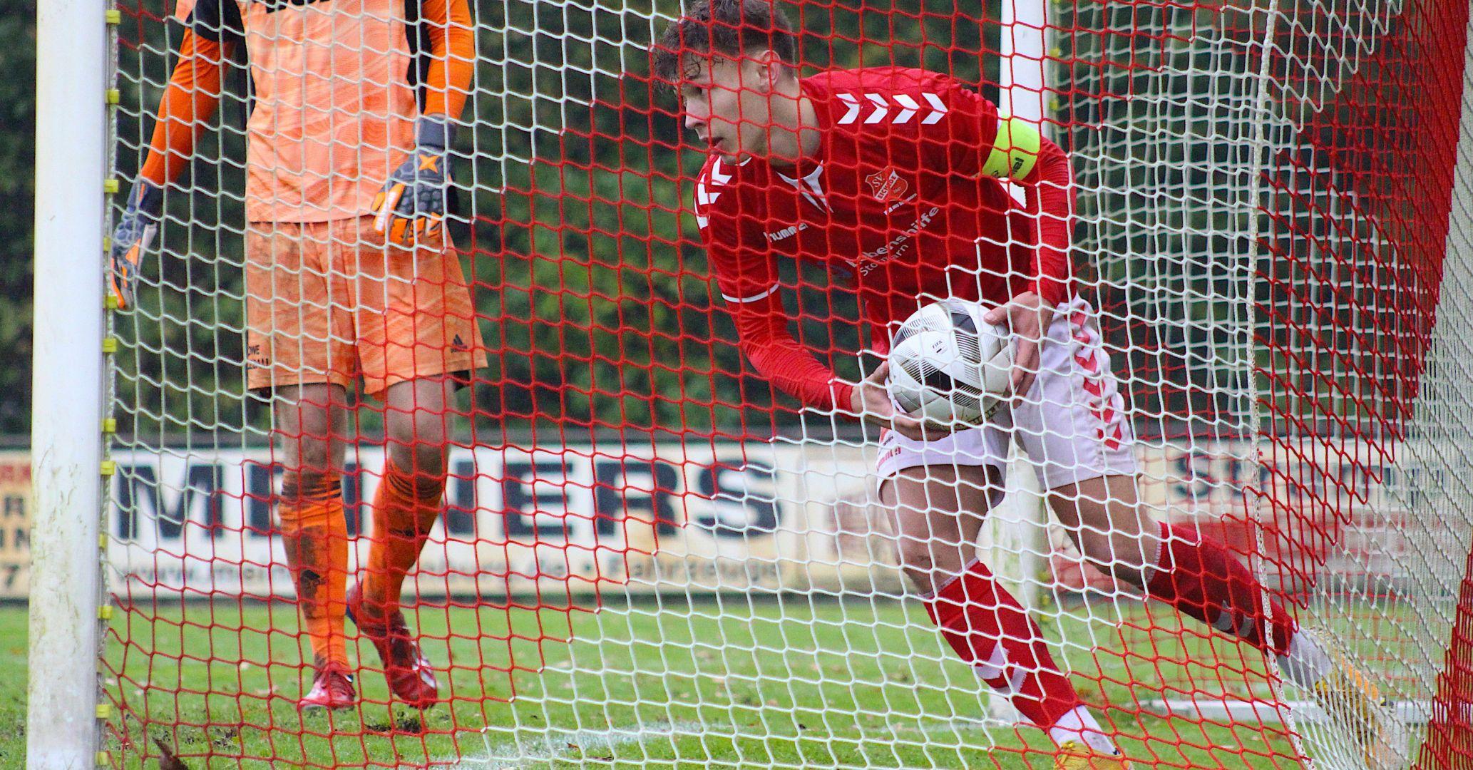 Schlussoffensive bleibt ungekrönt: SV Eichede spielt Remis gegen Neumünster